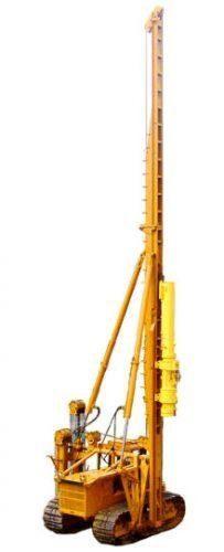 Копер сваебойный СП-49 с трубчатым молотом МСДТ1-1800(СП-76А)