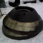 1277.07.316-3 Броня конуса неподвижная КМД-1250