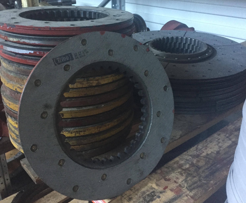 Тормозок муфты сцепления 18-14-140СП