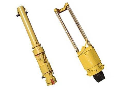 Молот сваебойный дизельный трубчатый МСДТ1-2500